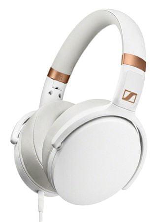 SENNHEISER HD 4.30G Fejhallgató, Fehér (Android eszközökre optimalizált)