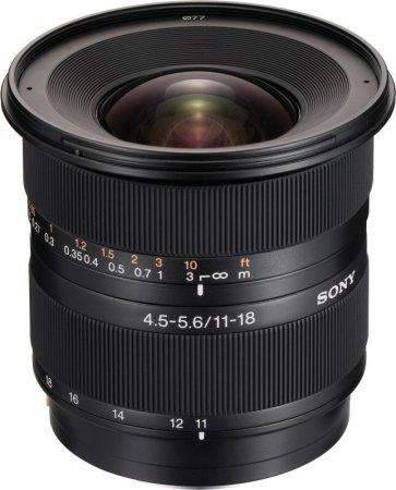 Sony Objektiv A serije SAL-11–18 mm F4,5–5,6
