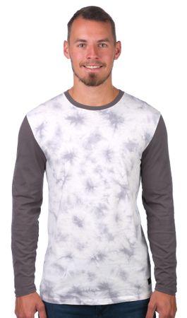 GLOBE muška majica Ls Tee M bijela