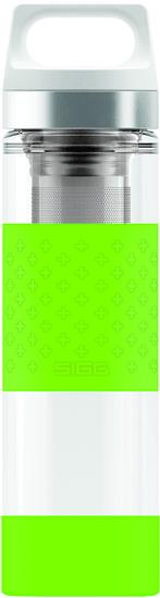 Sigg Hot & Cold Glass Wmb Green 0.4 L