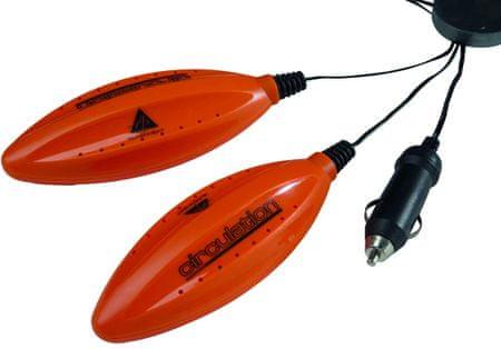 Alpenheat podgrzewacz do butów Circulation AD6 UV 12V  (gniazdo samochodowe)