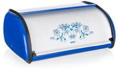 Banquet Chlebník 36 cm Onion (modrá) - zánovní