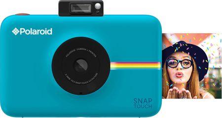 POLAROID aparat do zdjęć natychmiastowych Snap Touch Instant Digital, niebieski