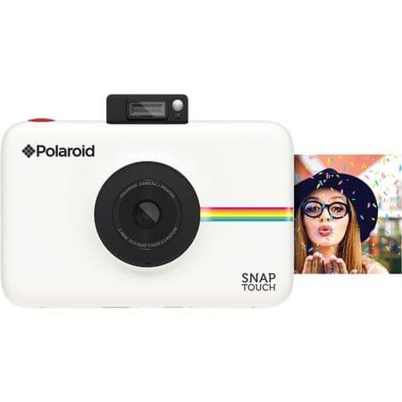 POLAROID aparat do zdjęć natychmiastowych Snap Touch Instant Digital, biały