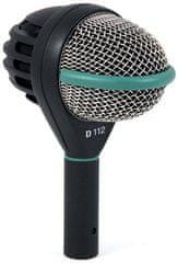 AKG D112 MKII Dynamický nástrojový mikrofón