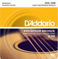 Daddario EJ19 Kovové struny pro akustickou kytaru