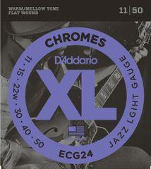 Daddario ECG24 Struny na elektrickú gitaru