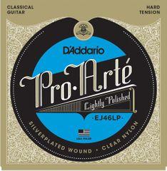 Daddario EJ46LP Nylonové struny na klasickú gitaru