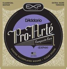 Daddario EXP44 Nylonové struny na klasickú gitaru