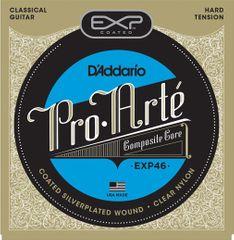 Daddario EXP46 Nylonové struny na klasickú gitaru