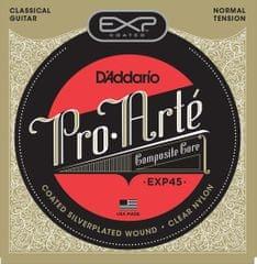 Daddario EXP45 Nylonové struny na klasickú gitaru