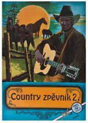 KN Country zpěvník 2. díl Spevník