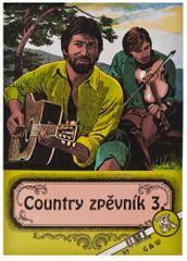 KN Country zpěvník 3. díl Spevník