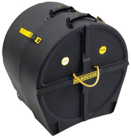Hardcase HN24B Pevný obal na basový bubon