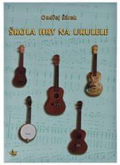 KN Škola hry na ukulele - Ondřej Šárek Škola hry na ukulele