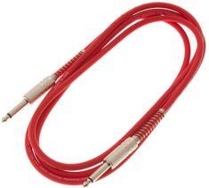 Bespeco IRO450 RD Nástrojový kabel