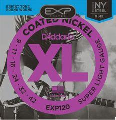 Daddario EXP120 Struny na elektrickú gitaru