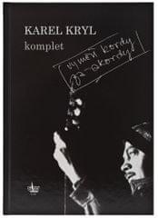 KN Karel Kryl komplet Zpěvník