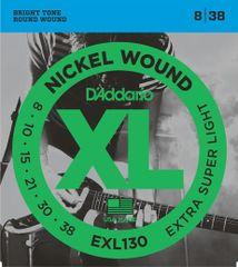 Daddario EXL130 Struny pro elektrickou kytaru