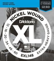 Daddario EXL148 Struny na elektrickú gitaru