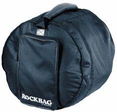 """Rockbag 22""""x20"""" Bass drum bag Deluxe line Obal na basový bubon"""