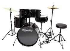 Drumcraft Pure Dynamic Fusion set 1 Súprava bicích s činelmi