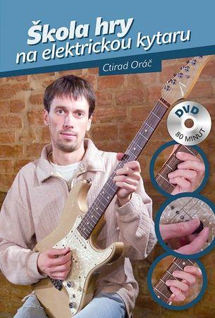 KN Škola hry na elektrickou kytaru + DVD Škola hry na kytaru