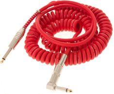 Bespeco CEA500 RD Nástrojový kábel