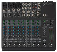 Mackie 1202 VLZ4 Analogový mixážní pult