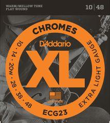 Daddario ECG23 Struny na elektrickú gitaru