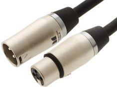 Monster P600-M-30 Mikrofónny kábel