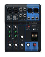 Yamaha MG06 Analógový mixážny pult