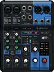Yamaha MG06X Analógový mixážny pult