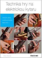Frontman Technika hry na elektrickou kytaru Škola hry na kytaru