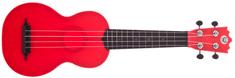 Woodi UK-21RD(BK) Akustické ukulele
