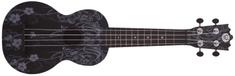 Woodi WU-21F7(BK) Akustické ukulele