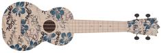 Woodi WU-21F4(WH) Akustické ukulele