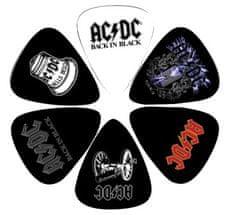 Perris Leathers AC/DC Picks III Brnkátka Signature