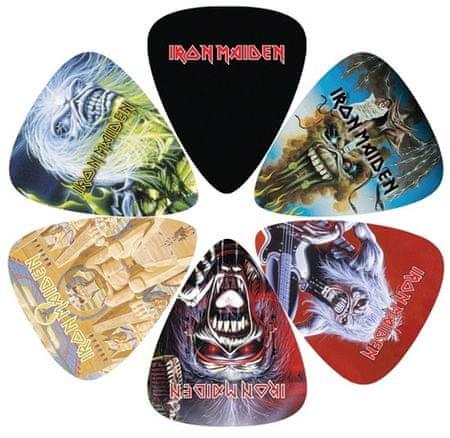 Perris Leathers Iron Maiden Picks II Brnkátka Signature