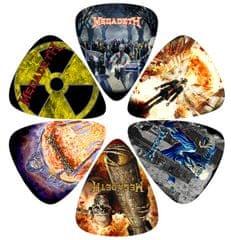 Perris Leathers Megadeth Picks I Brnkátka Signature