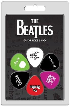 Perris Leathers Beatles Picks Picks IV Brnkátka Signature