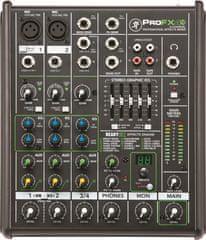 Mackie ProFX4v2 Analógový mixážny pult