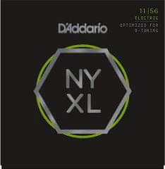 Daddario NYXL1156 Struny na elektrickú gitaru