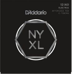 Daddario NYXL1260 Struny na elektrickú gitaru