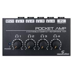 Soundsation POCKET-AMP Slúchadlový zosilňovač