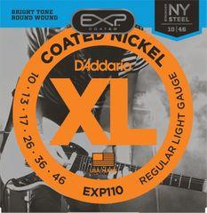 Daddario EXP110 Struny na elektrickú gitaru