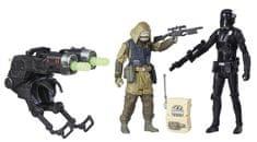 Star Wars R1 set figúrok – Death trooper a Command Pao