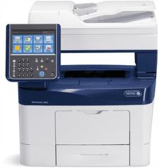 Xerox črnobela laserska večopravilna naprava WorkCentre 3655IX 4v1 A4