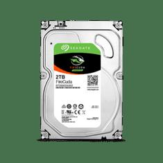Seagate tvrdi disk FireCuda 2TB 7200 3,5 64MB + 8GB SSD