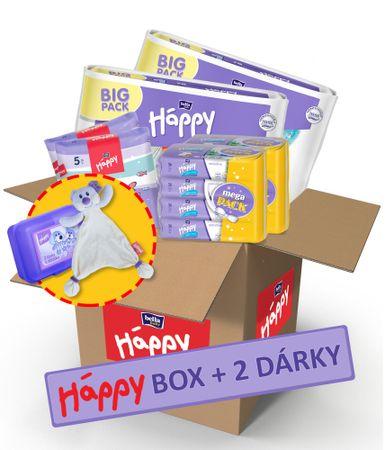 Bella Happy Pieluchy Start Box New Born